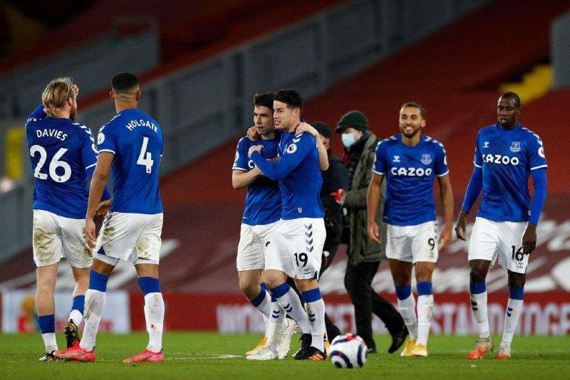 Everton Liverpool 20 Feb