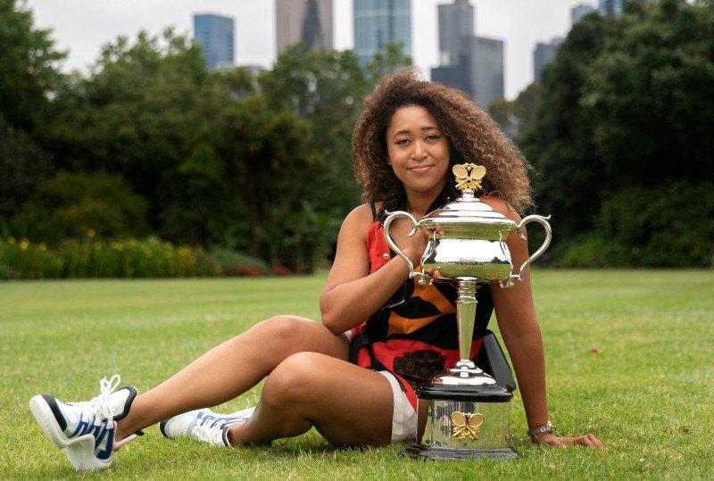 Naomi Osaka AUS Open 2021 winner