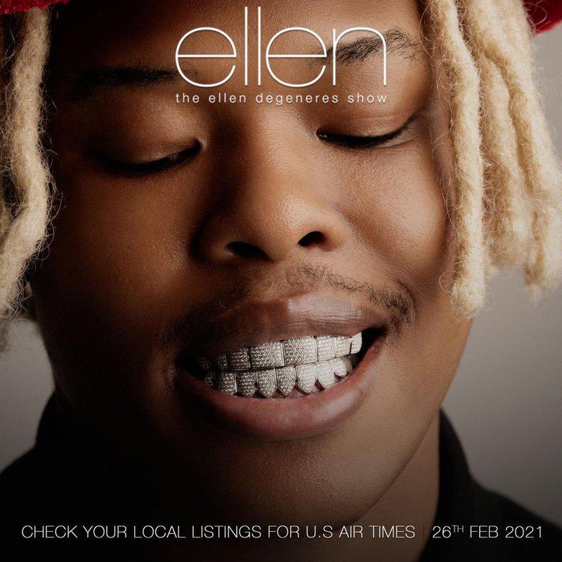 Nasty C Ellen