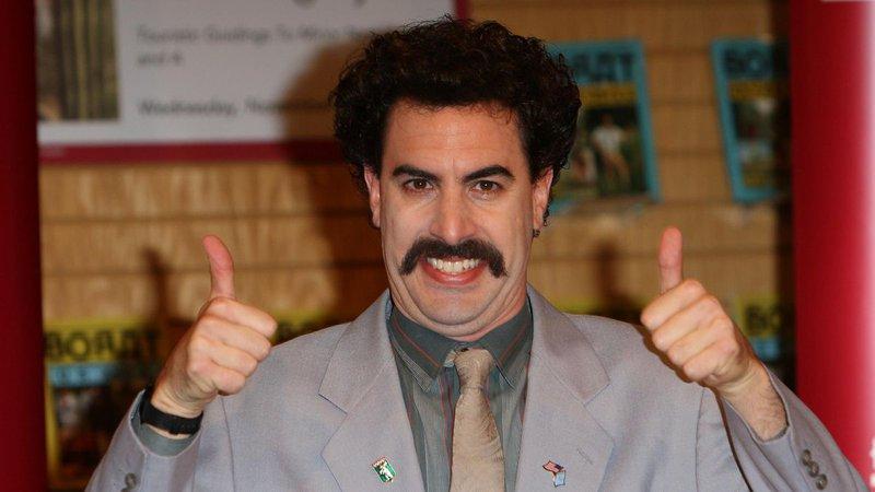 Borat 2 guinness