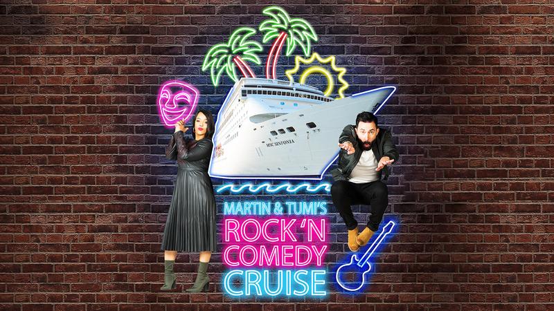 image cruise martin and tumi