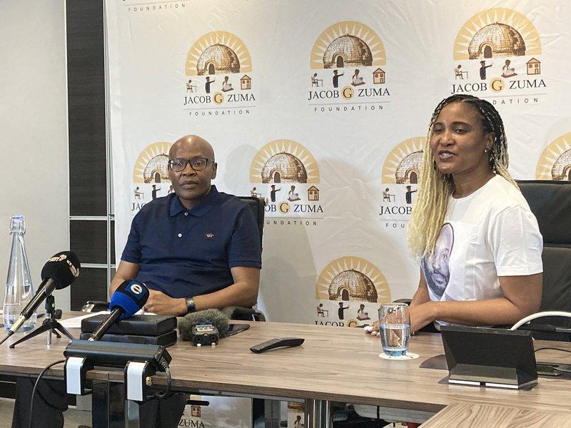 Jacob Zuma Foundation still awaiting doctors' reports