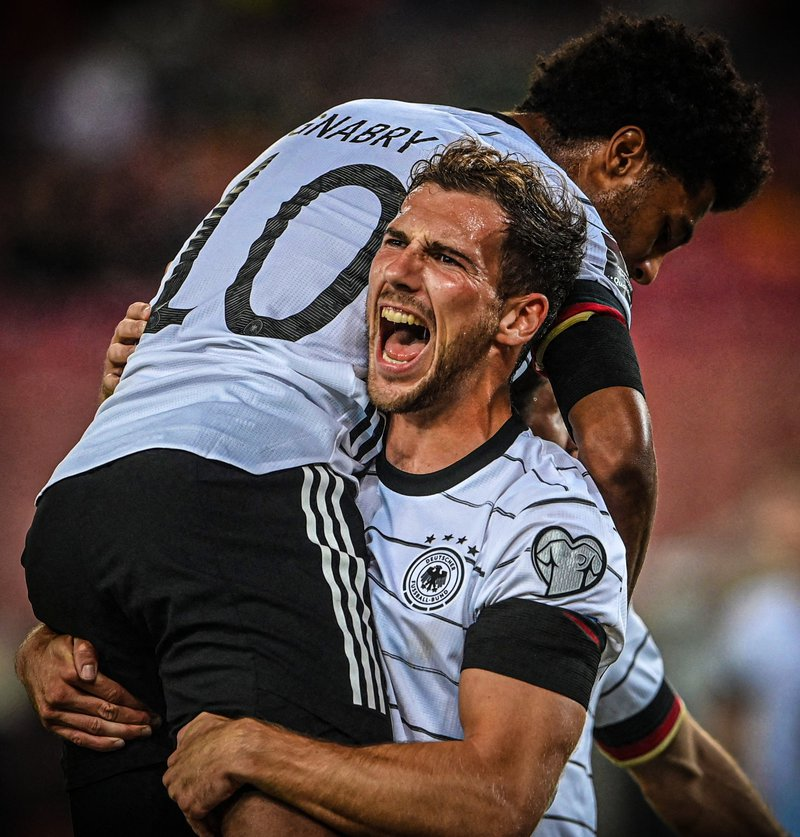 Germany qualifies for World Cup