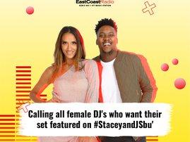 Stacey and JSbu Female DJ artwork