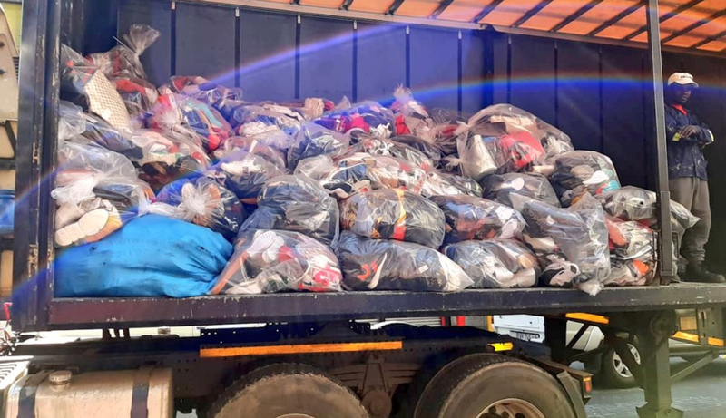 JHB Raids fake goods