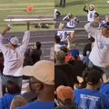 WATCH: This father is the ultimate hype dad...Are you this type of parent?