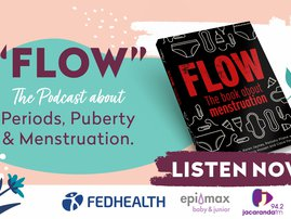 The Podcast about Periods, Puberty and Menstruation
