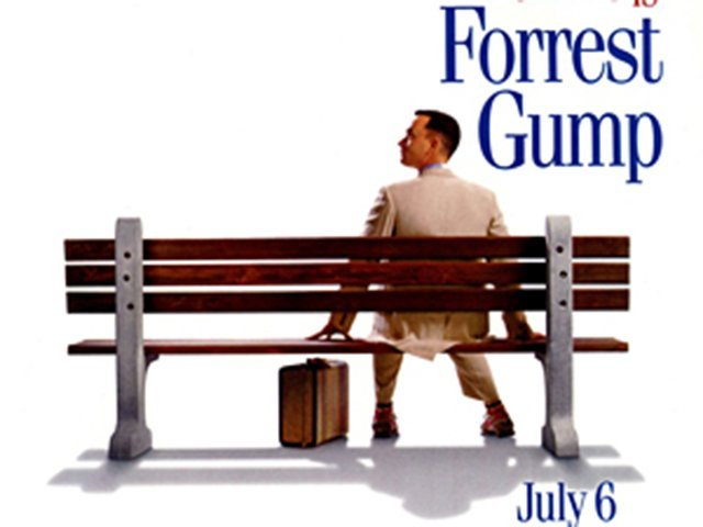 Forrest Gump voted most emotional movie