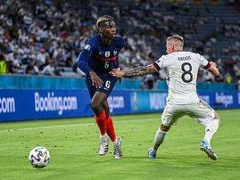 France vs Germany Euro2020 15 June