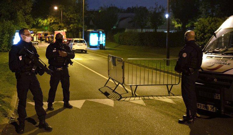 France Beheading of Teacher