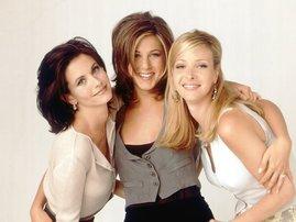 Cast of Friends TV show