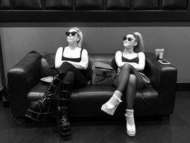 Gaga & Grande