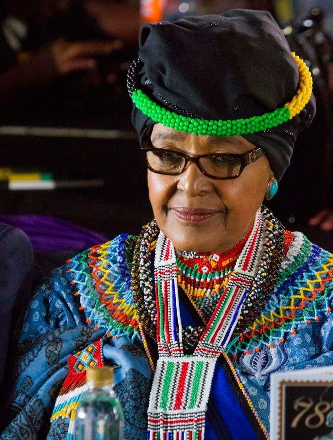 Mamma Winnie Mandela