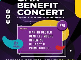 GMA Benefit concert event page