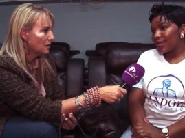 GMA image dianne with Mpho