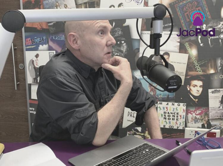 Dr Gerard Labuschagne on JacPod