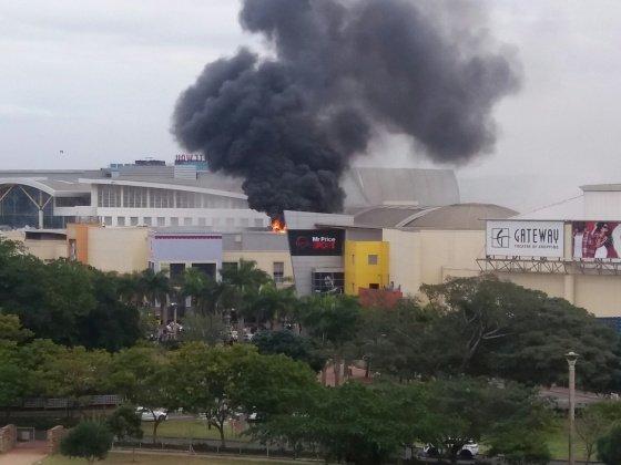 gateway fire