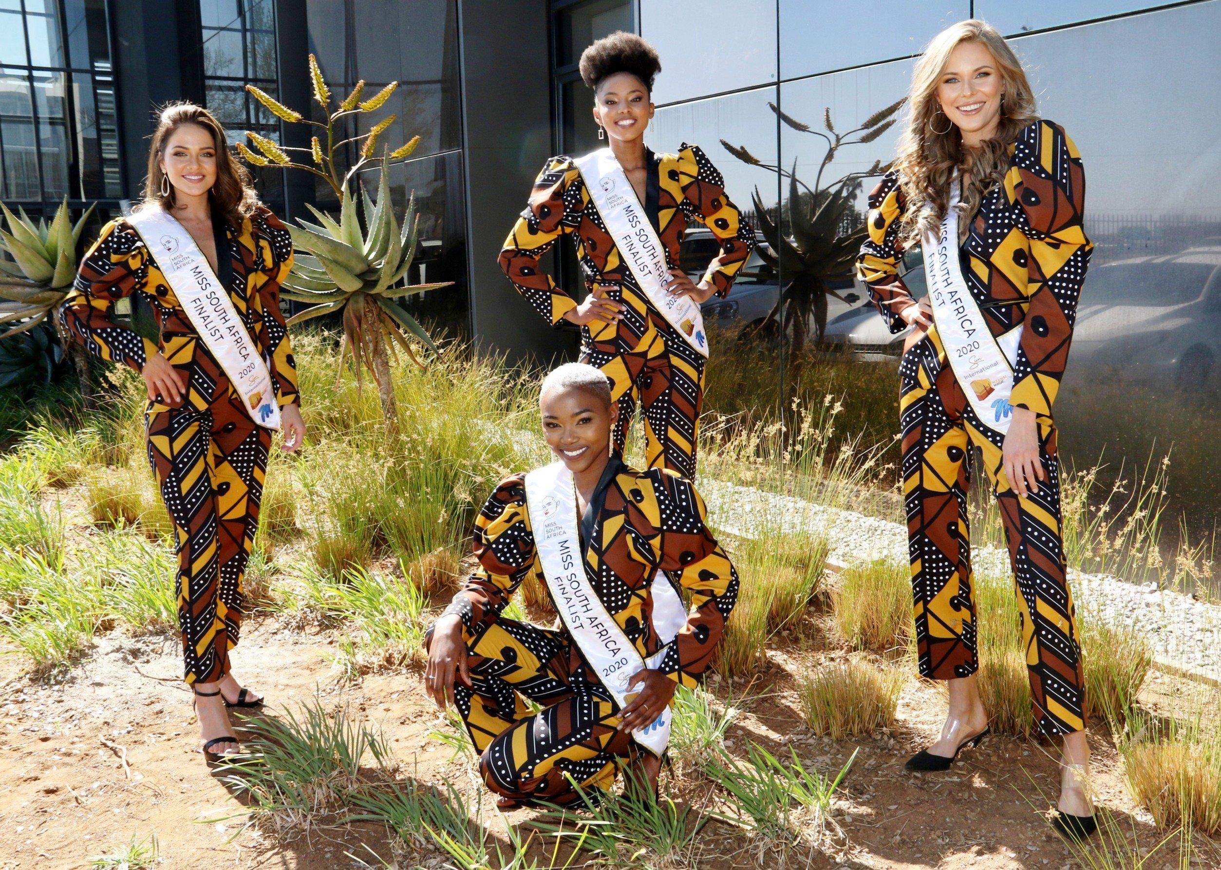 Gauteng finalists