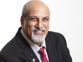 Prof Salim Abdool Karim