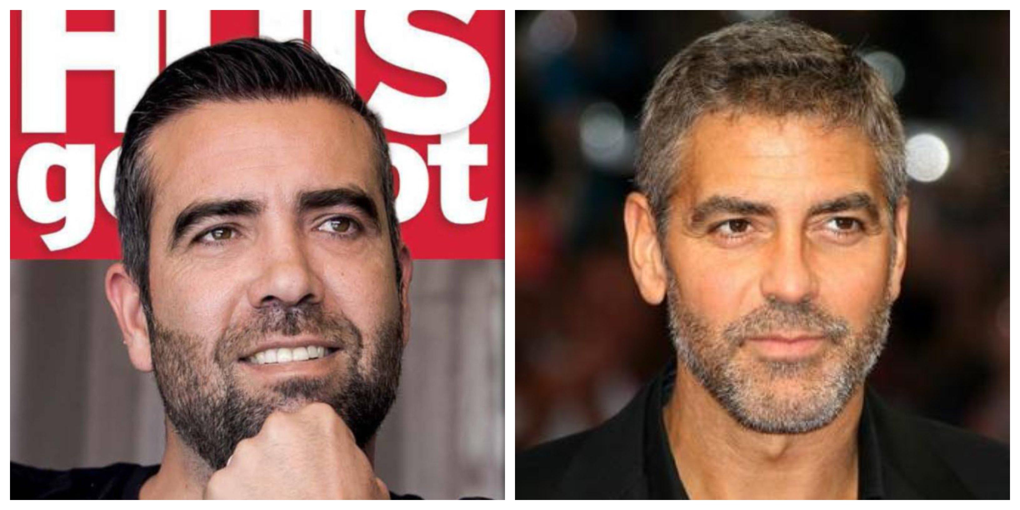 Jo Black / George Clooney