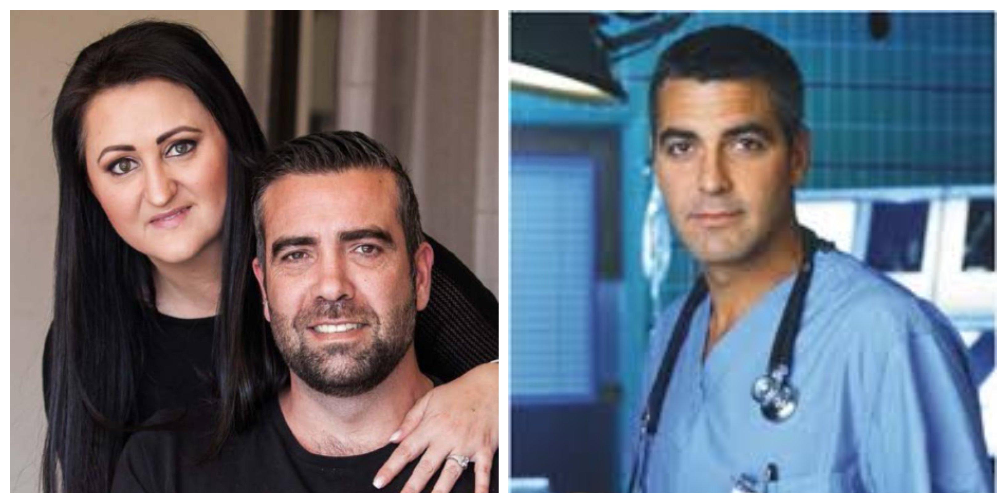 Jo Black / George Clooney 2