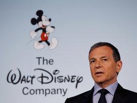 Disney CEO, Bob Iger