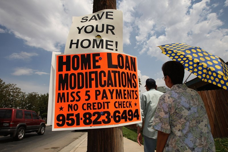 Loan advert