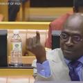 Home Affairs Minister Malusi Gigaba