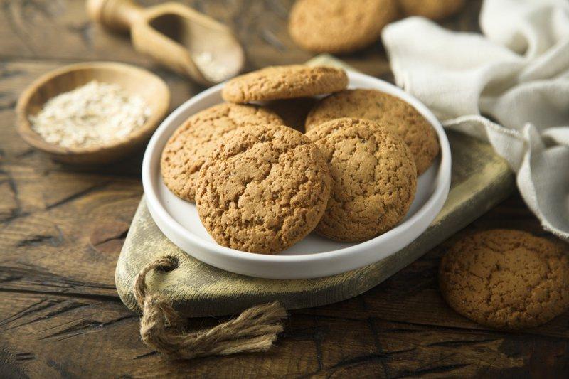 Ginger cookies/ iStock