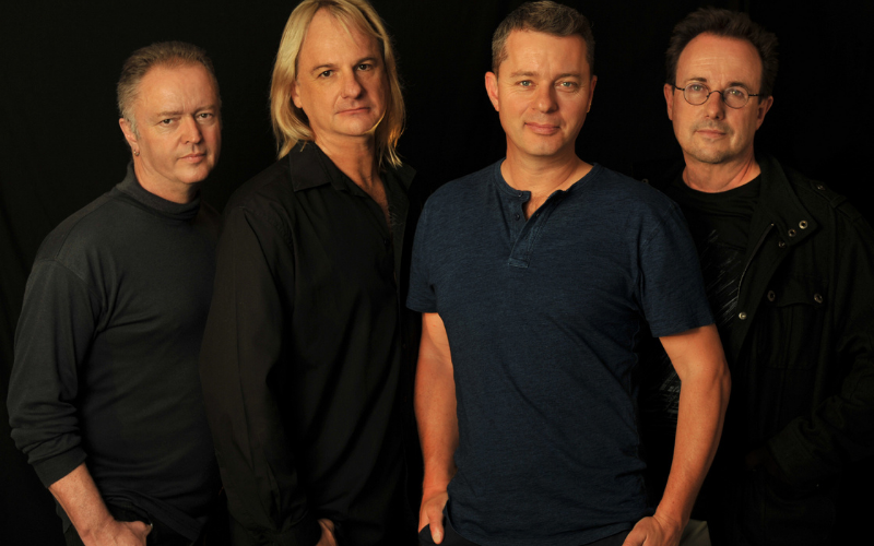 Cinema 80s band members