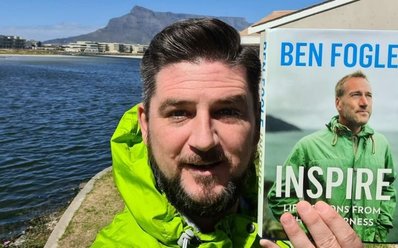 Guy McDonald favourite book