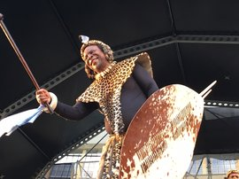 Zulu King calls on citizens to be part of country's solution
