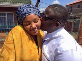 HHP and Lerato Sengadi