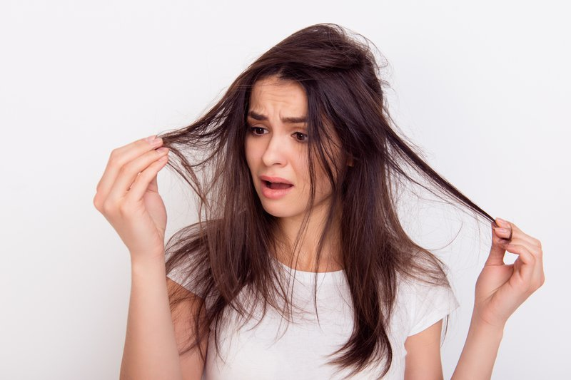 Image result for winter hair problems
