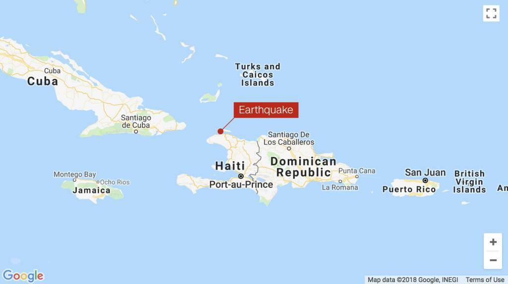 At least 11 dead in Haiti earthquake