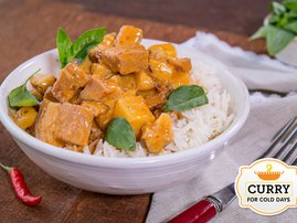 ham and pineapple curry