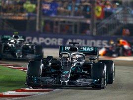 Lewis Hamilton Russian Grand Prix 2020