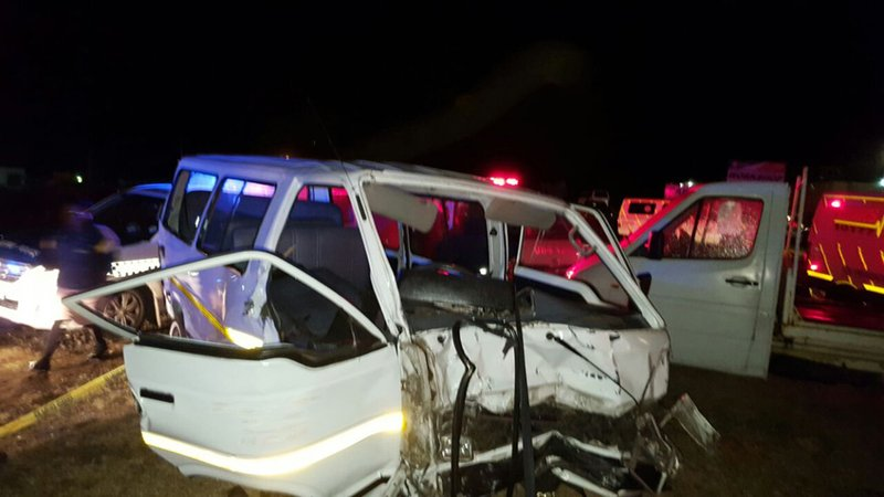 Twenty one people hurt in separate KZN accidents.