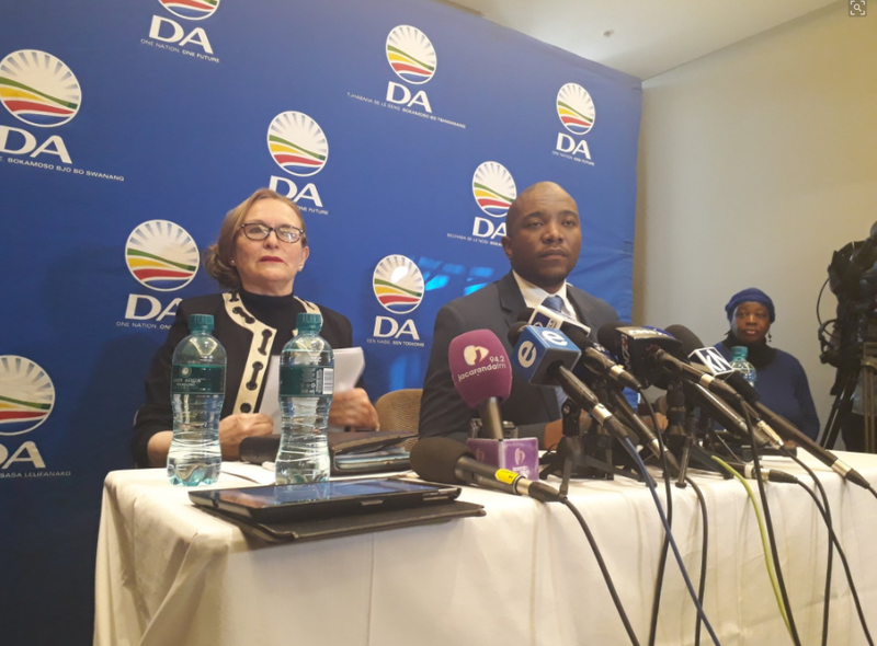 S.Africa's Zille punished over colonialism tweet