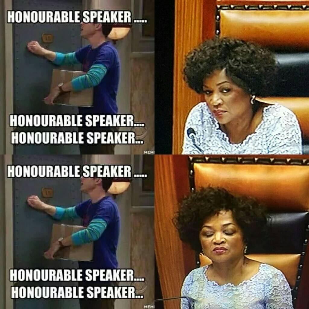 Parliament meme