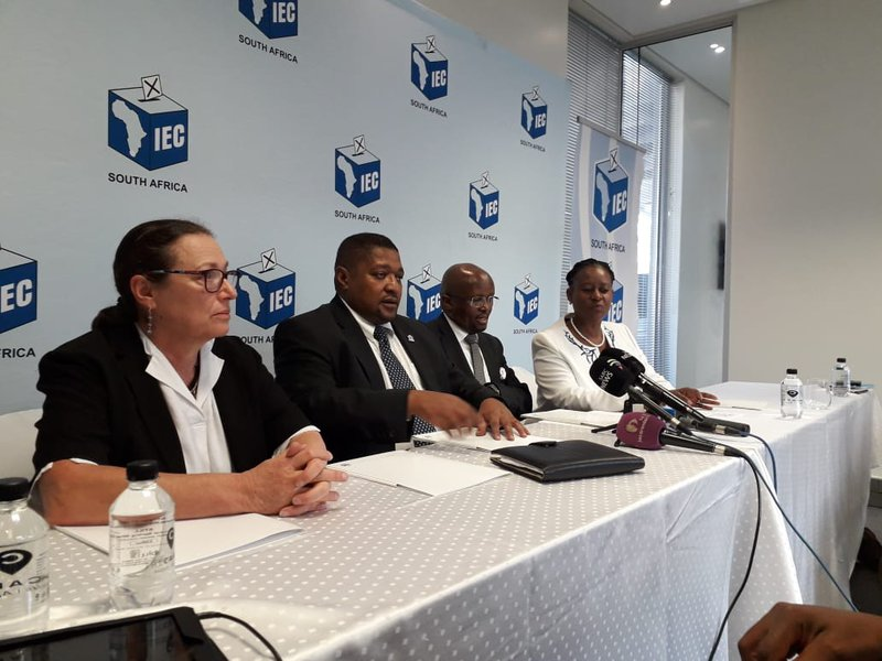 IEC elections briefing