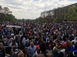 Fees Must Fall protests