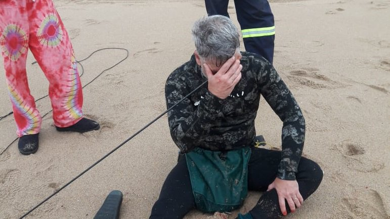 KZN spear fisherman airlifted to hospital following horror