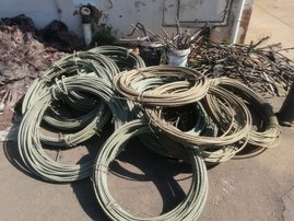 possession of copper cables worth R1.6m