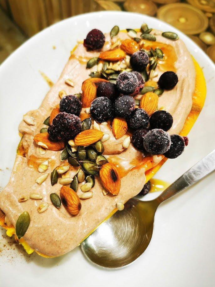 Keri Miller's breakfast/desert