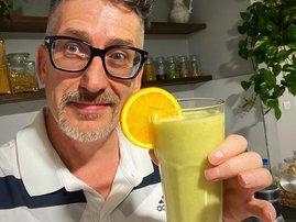 Darren's Miley Citrus smoothie