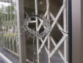 Durban North man wounded in home robbery glass window house robbery home invasion house generic