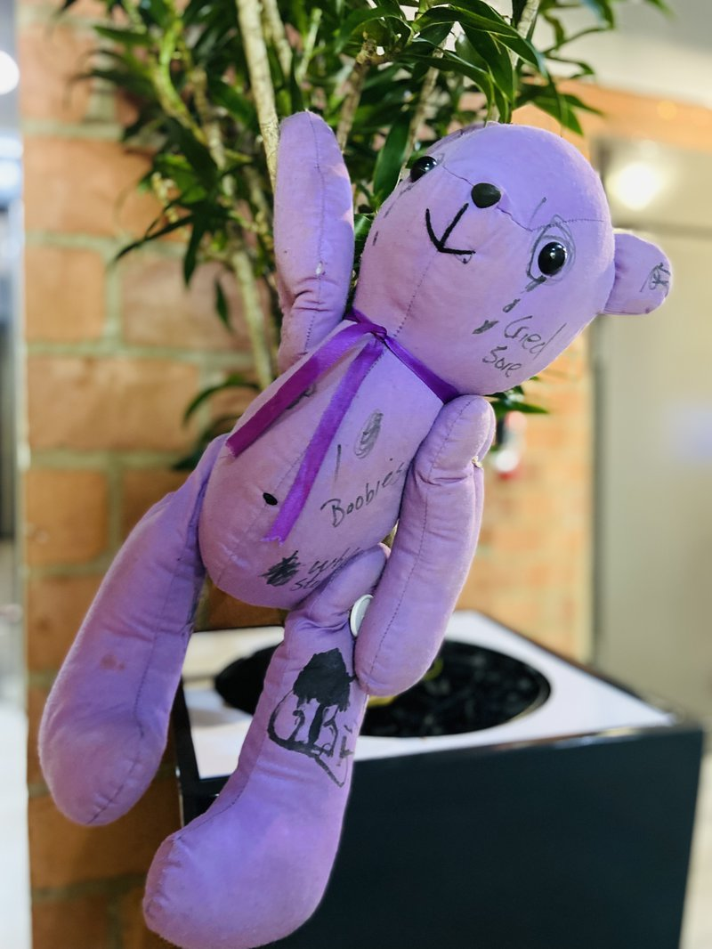 Operation Bobbi Bear - helping sexually abused children