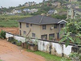 Family mudslide