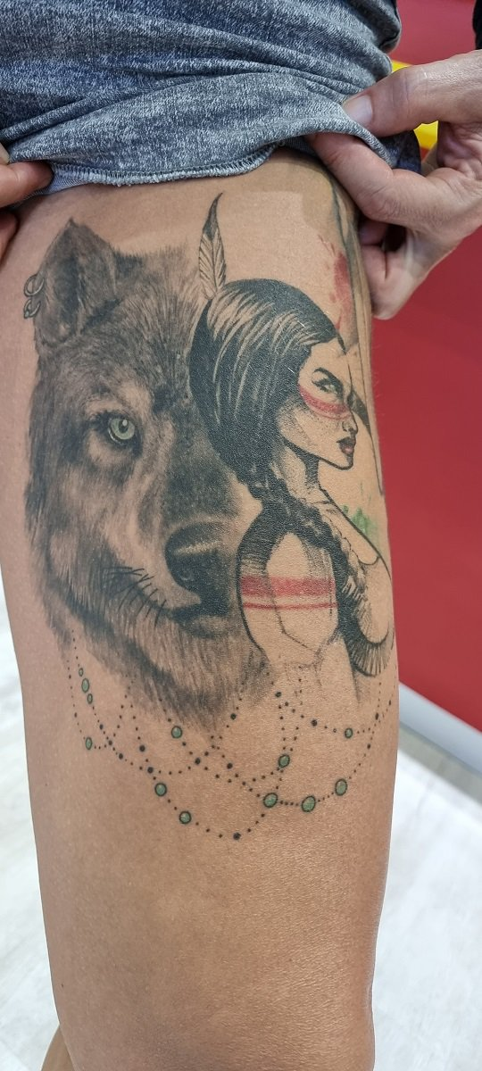 Keri Tattoos
